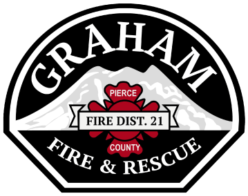 Graham Fire & Rescue Logo