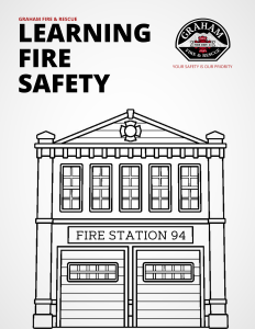 Fire Safety Home Learning Packet